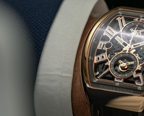 Franck Muller Launches $50,000 Bitcoin Wallet in the Form of a New Crypto Watch Timepiece
