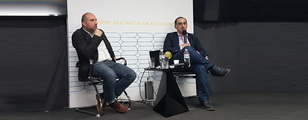 Givi Murvanidze and David Kiziriya: Blockchain in state registries is a matter of national security