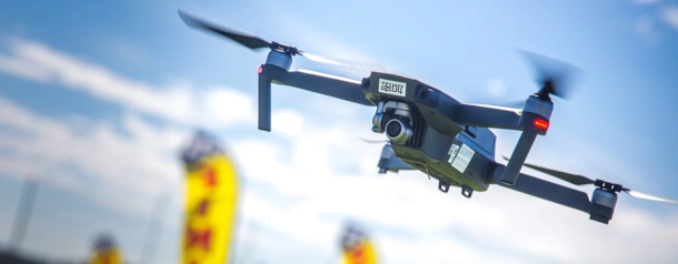 Walmart Files Patent for Blockchain-Backed Drone Communication
