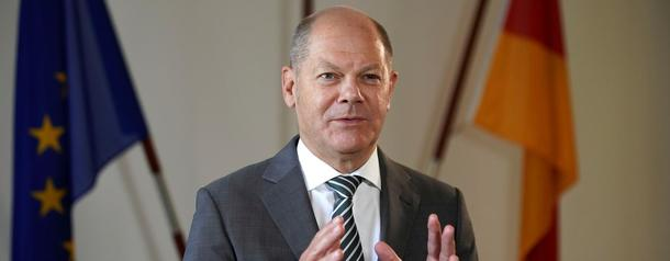 German finance minister Olaf Scholz wants to introduce digital euro