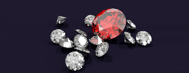 How does blockchain root out blood diamonds from the world's supply market?