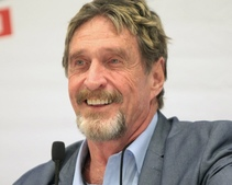 McAfeeDEX crypto-exchange will be Binance, but free: John McAfee